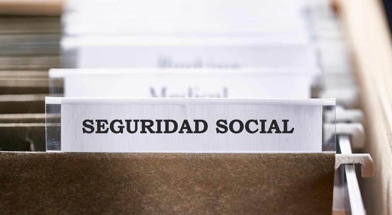 Solicitar certificado de empresa de seguridad social